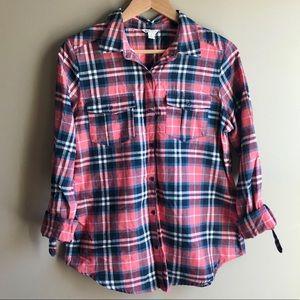 Gorgeous Plaid Shirt